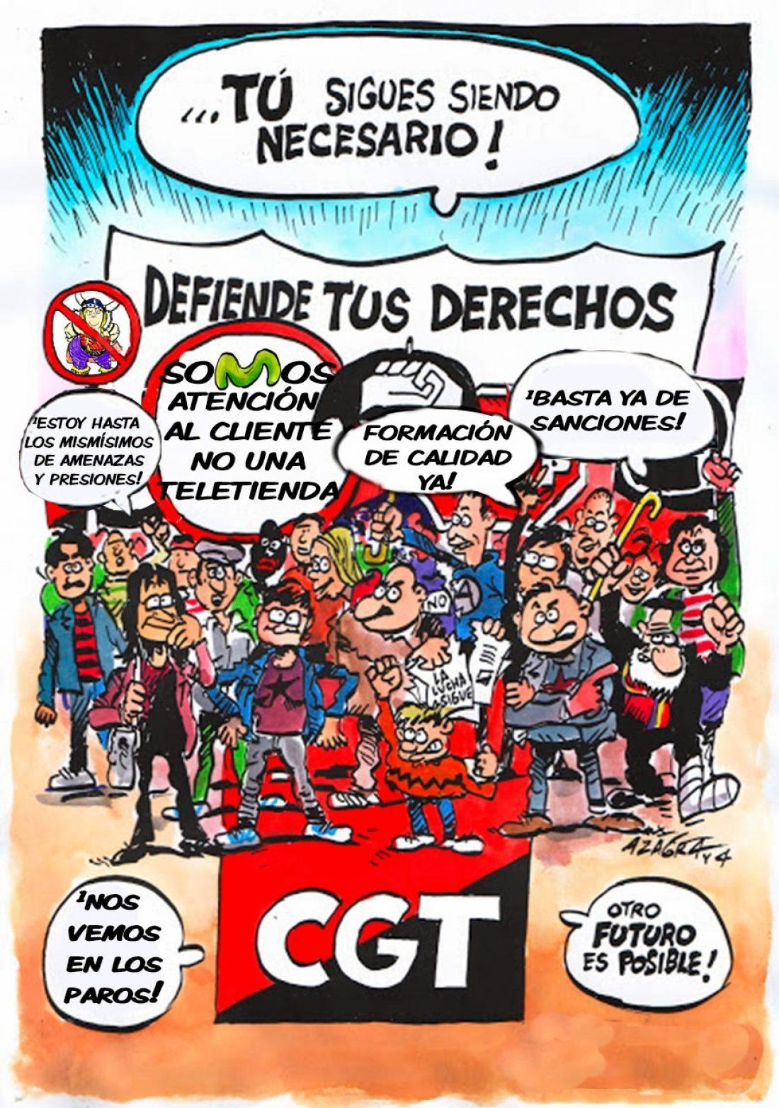 El lunes 7 de abril: nueva huelga en Atento y Extel