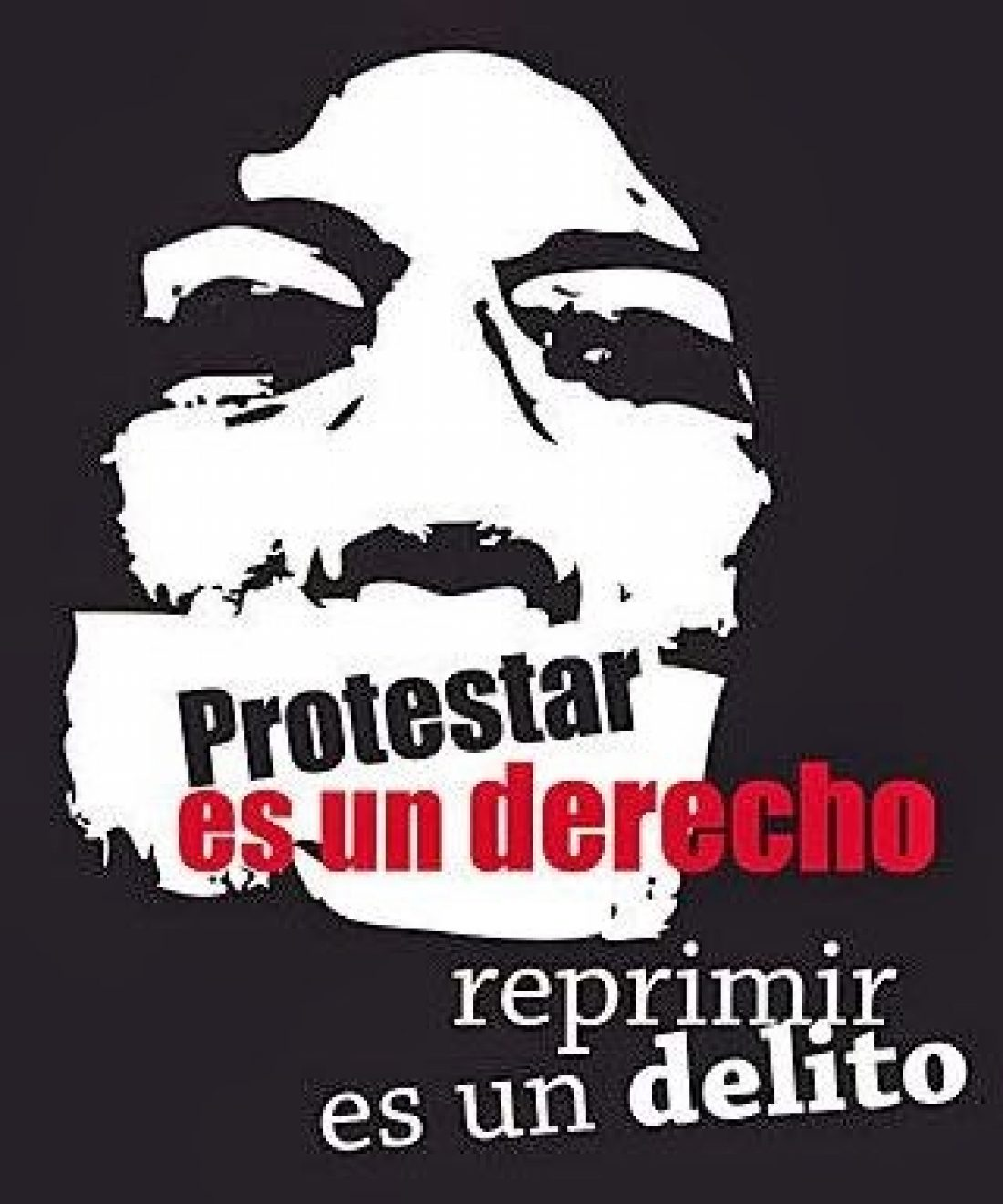 CGT denuncia el aumento de la represión contra la protesta social