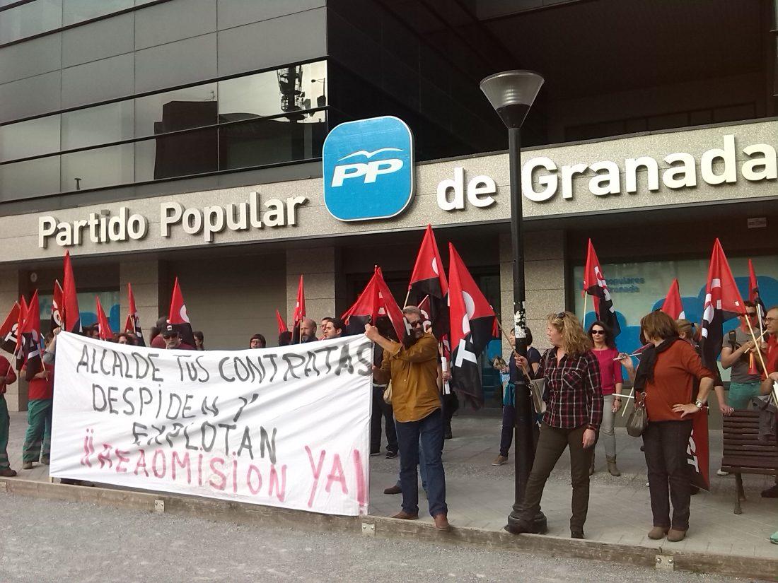 Huelga fábricas y drenajes: hacia la huelga indefinida