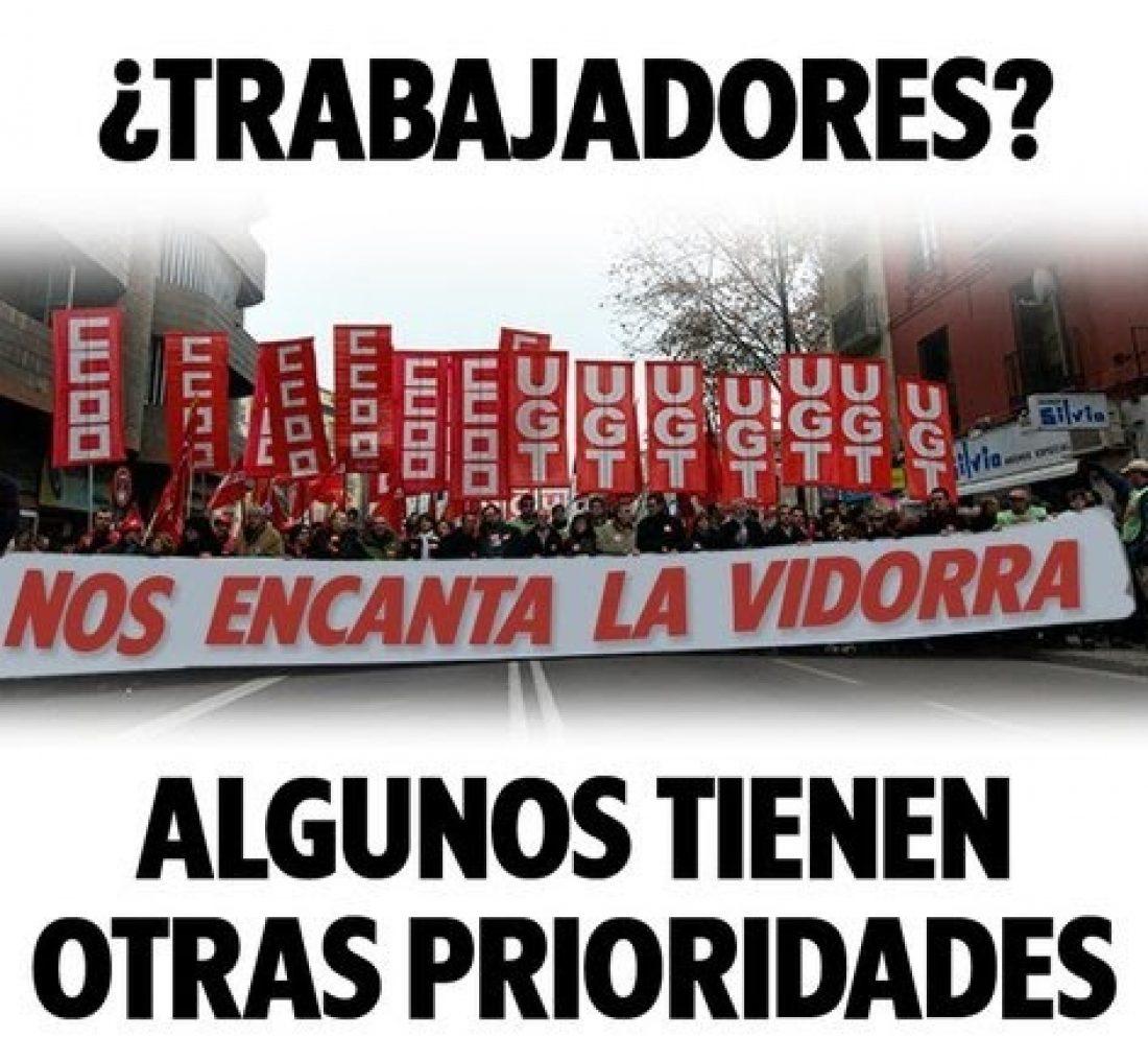 UGT y CCOO vuelven a desconvocar una huelga del Metal en Barcelona