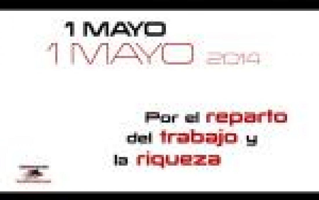 Vídeo 1 de mayo, Murcia