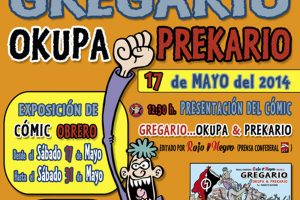 Gregario… Okupa & Prekario a València