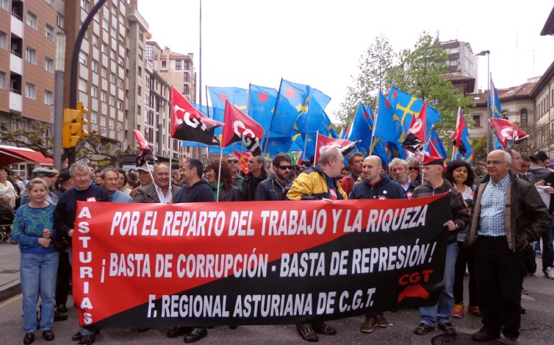 Fotos 1 mayo, Asturias - Imagen-1