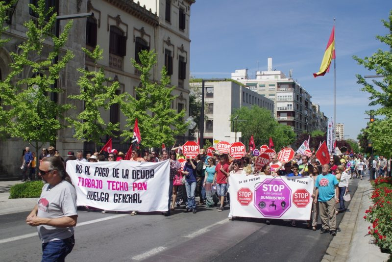 Fotos 1 mayo Granada - Imagen-1