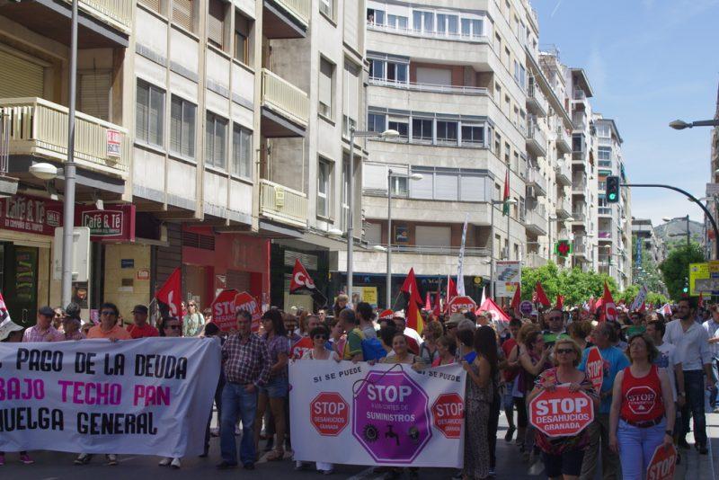 Fotos 1 mayo Granada - Imagen-2