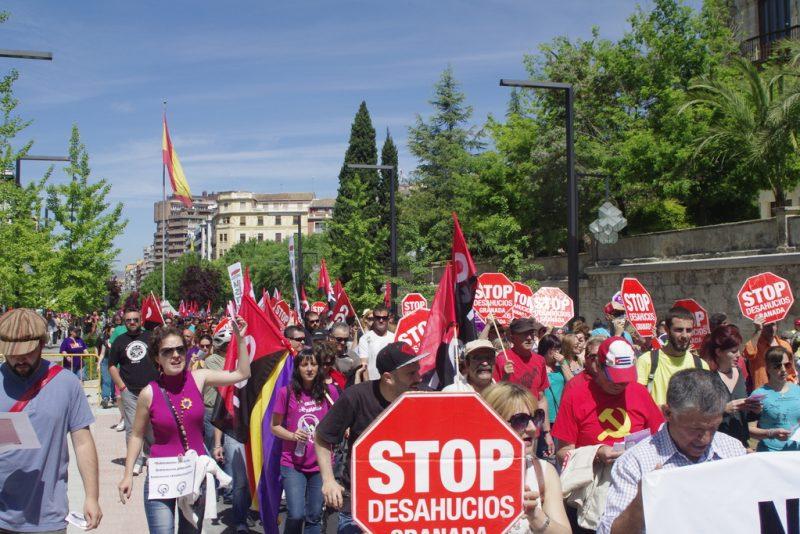 Fotos 1 mayo Granada - Imagen-3