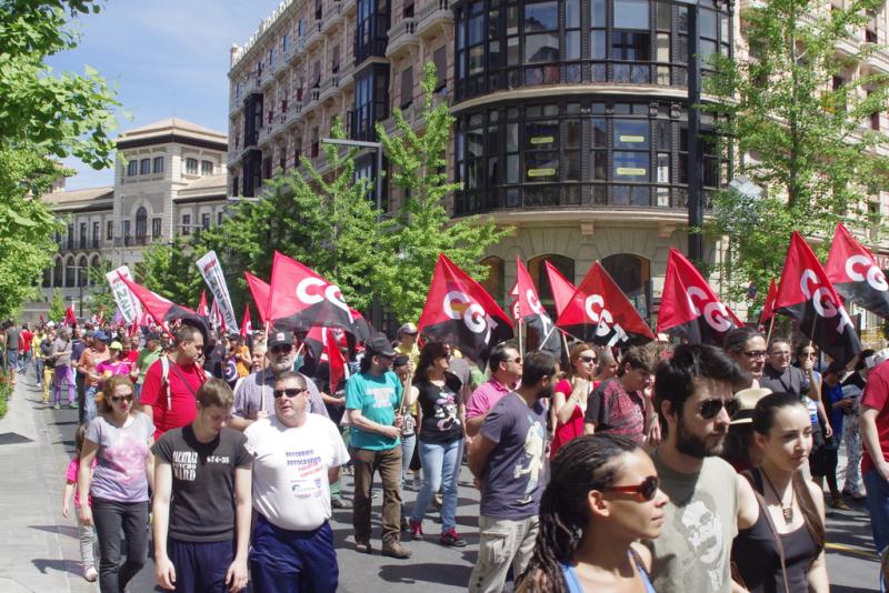 Fotos 1 mayo Granada - Imagen-4