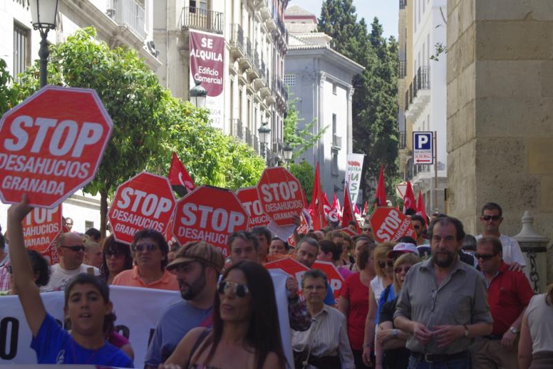 Fotos 1 mayo Granada - Imagen-8