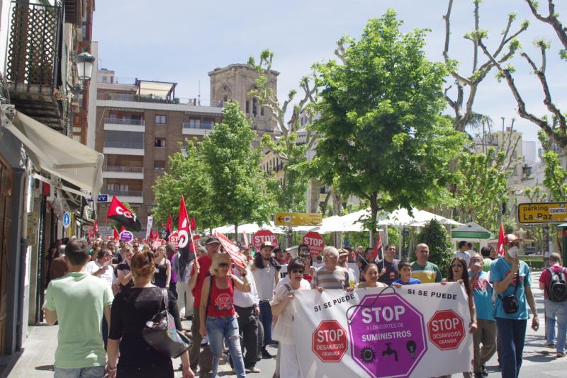 Fotos 1 mayo Granada - Imagen-9