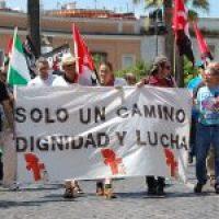 Fotos 1 mayo, Jerez