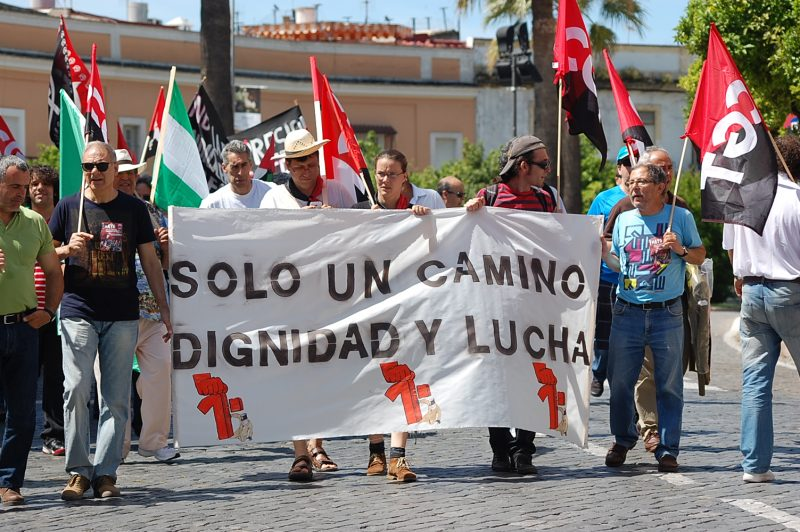 Fotos 1 mayo, Jerez - Imagen-1