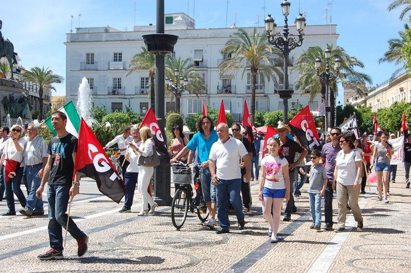 Fotos 1 mayo, Jerez - Imagen-2