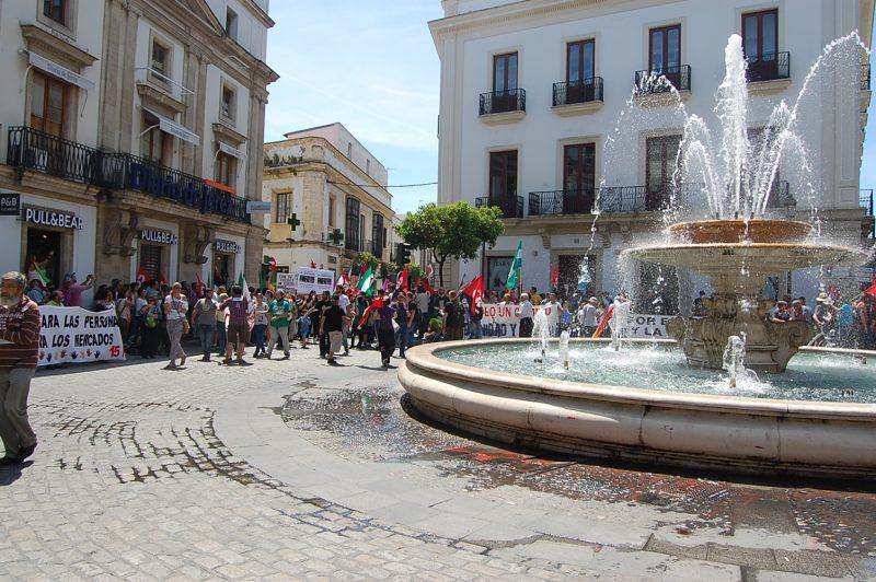 Fotos 1 mayo, Jerez - Imagen-3
