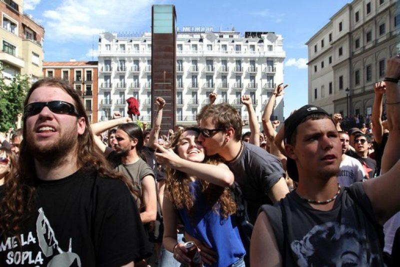 Fotos 1 mayo, Madrid - Imagen-8