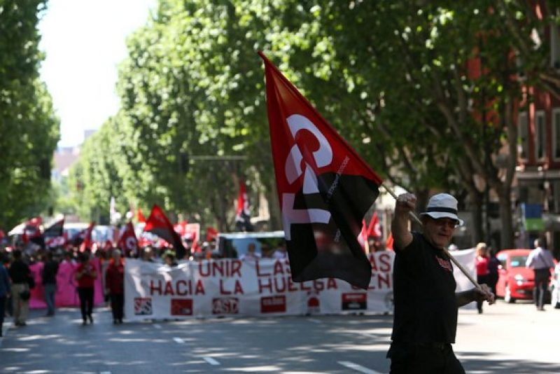 Fotos 1 mayo, Madrid - Imagen-10