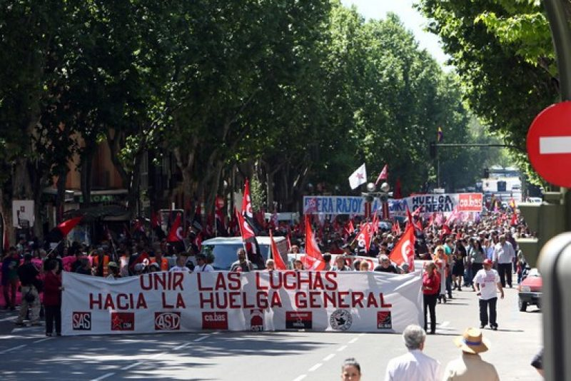 Fotos 1 mayo, Madrid - Imagen-11