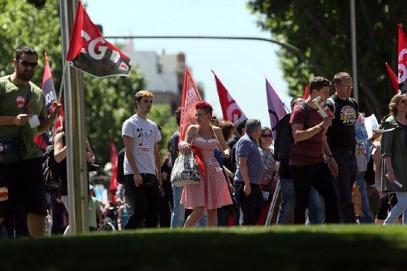 Fotos 1 mayo, Madrid - Imagen-15