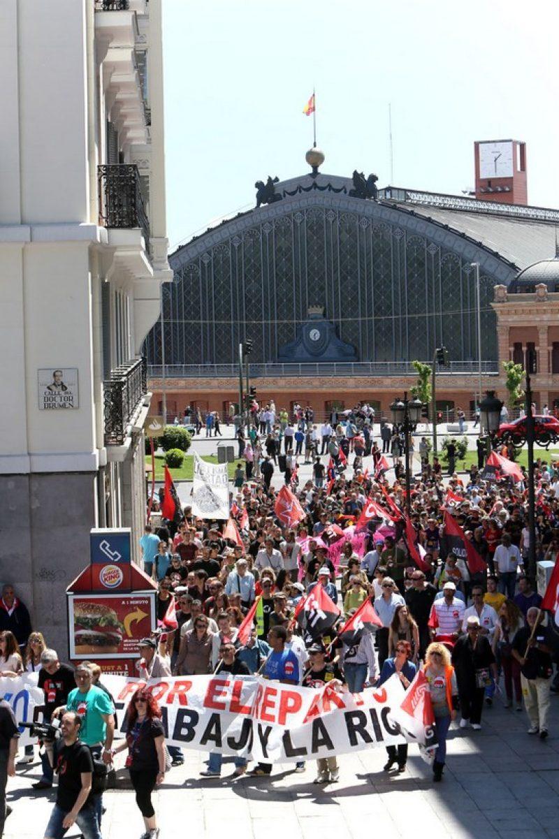 Fotos 1 mayo, Madrid - Imagen-18