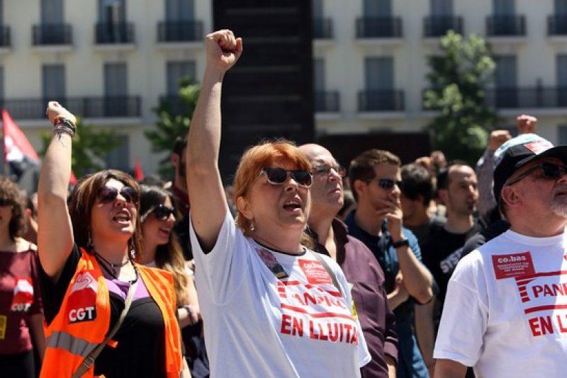 Fotos 1 mayo, Madrid - Imagen-20