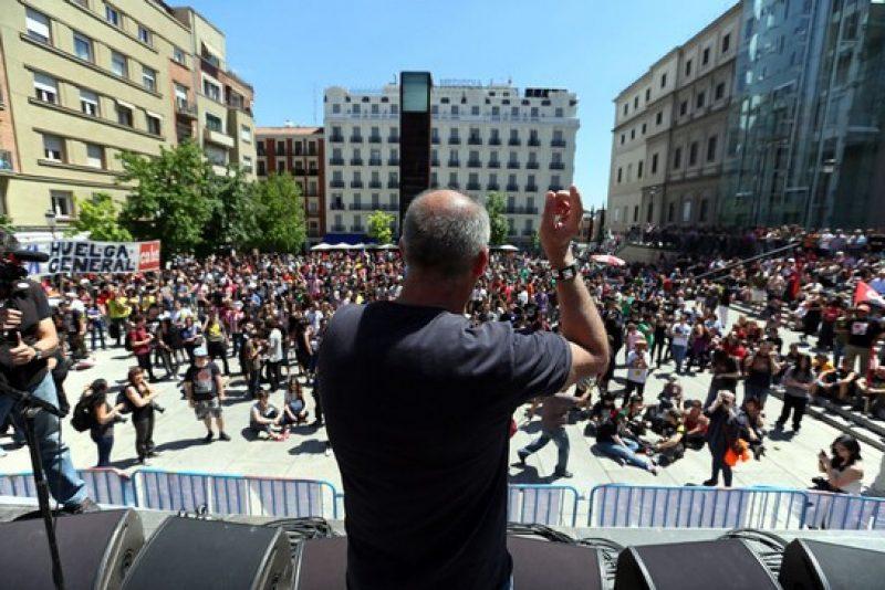 Fotos 1 mayo, Madrid - Imagen-23