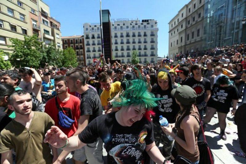 Fotos 1 mayo, Madrid - Imagen-28