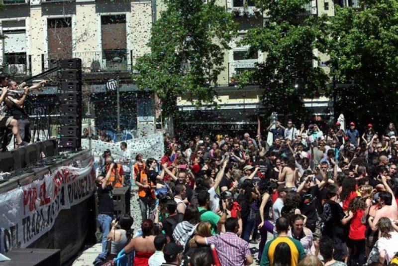 Fotos 1 mayo, Madrid - Imagen-31