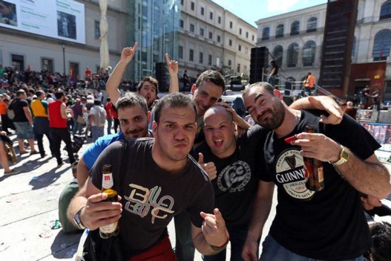 Fotos 1 mayo, Madrid - Imagen-37