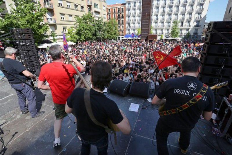Fotos 1 mayo, Madrid - Imagen-41