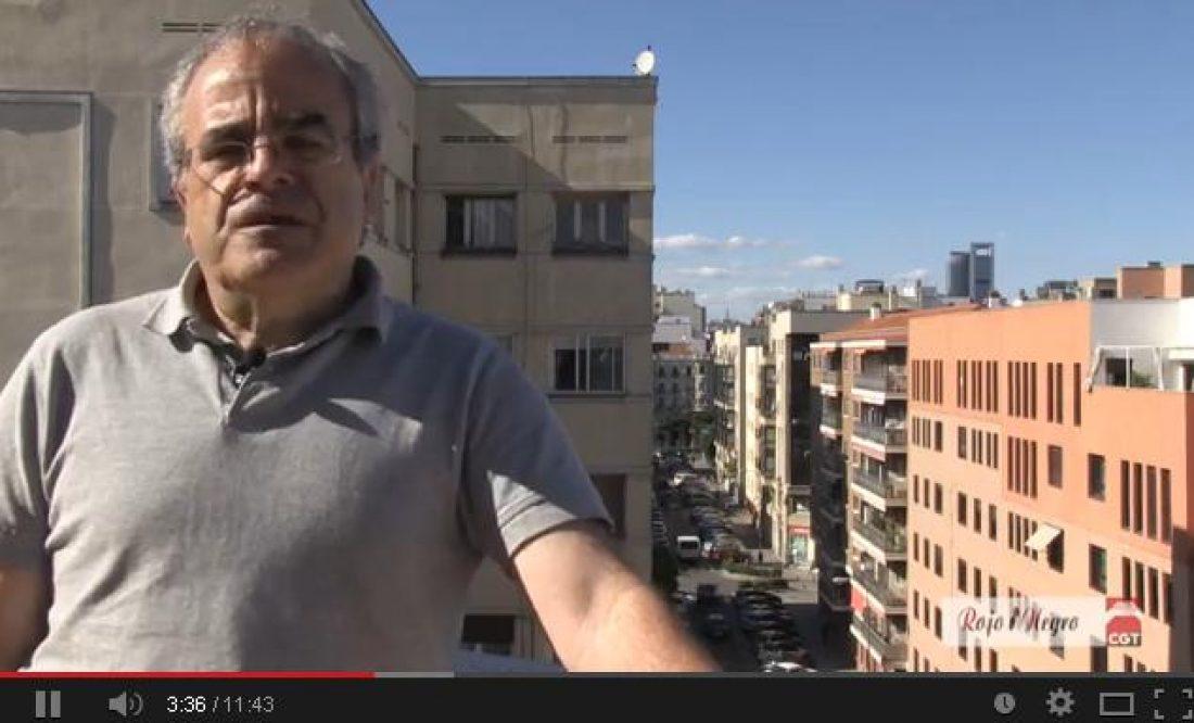 Vídeo: Presentación del libro «Votar o Decidir» de Antonio Pérez Collado