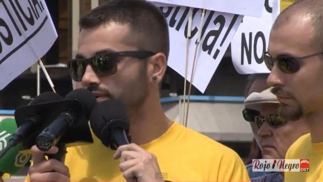 Vídeo: Rueda de Prensa Libertad Miguel e Ismael