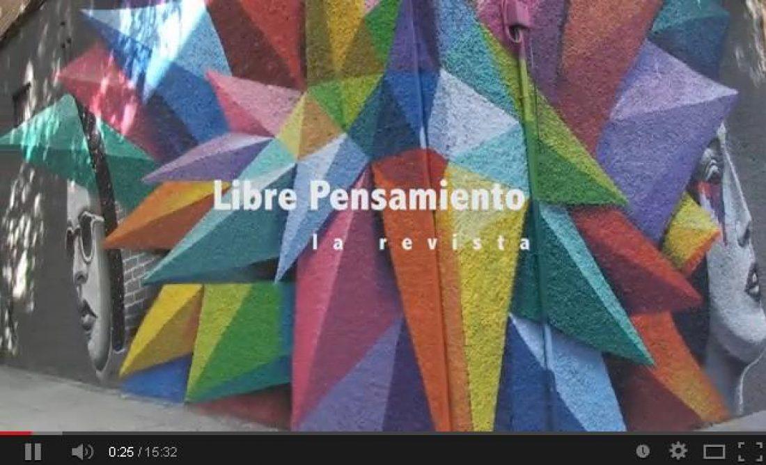 Vídeo: Presentación de la revista Libre Pensamiento, nº 77