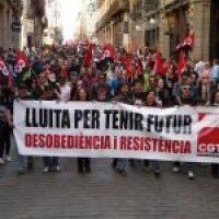 Fotos 1 mayo, Barcelona