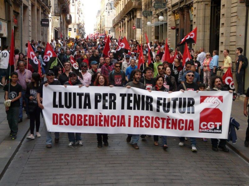 Fotos 1 mayo, Barcelona - Imagen-1