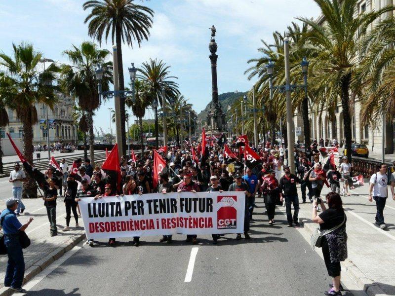 Fotos 1 mayo, Barcelona - Imagen-2