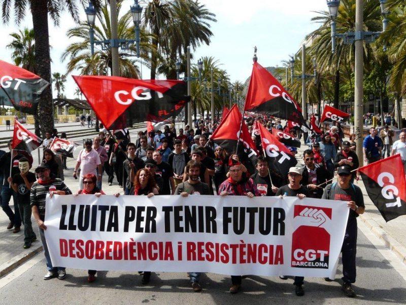 Fotos 1 mayo, Barcelona - Imagen-3