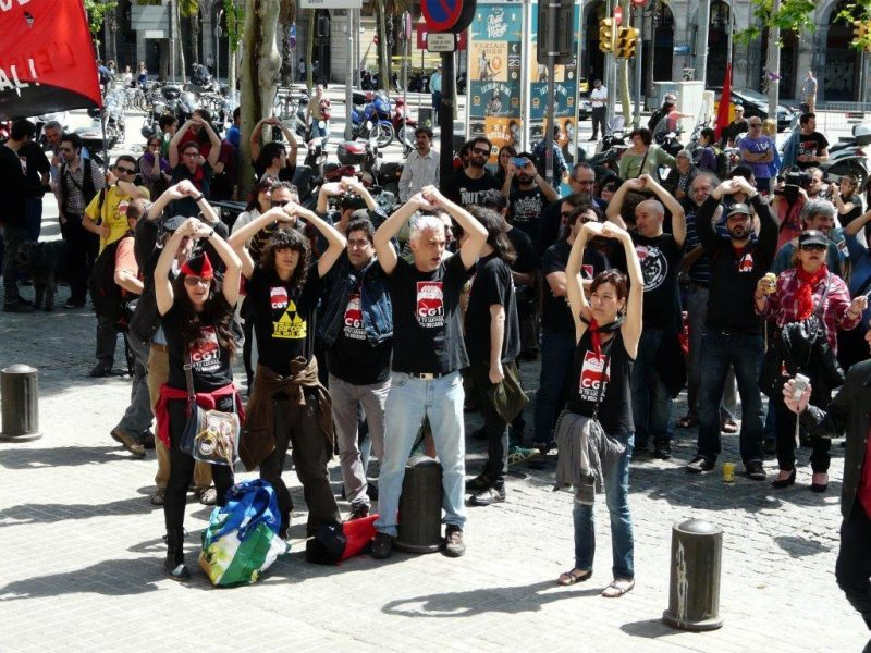 Fotos 1 mayo, Barcelona - Imagen-6