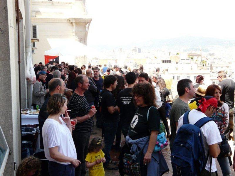 Fotos 1 mayo, Barcelona - Imagen-7