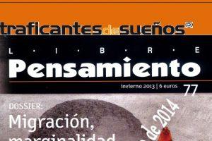 Presentación de la revista LP nº 77 en Traficantes de Sueños