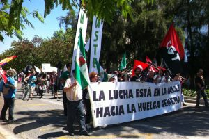 Fotos 1 mayo, Sevilla