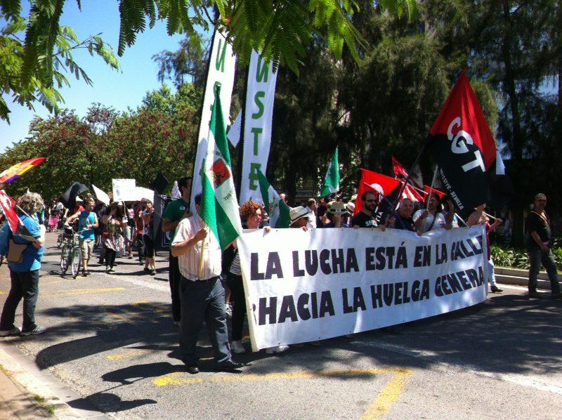 Fotos 1 mayo, Sevilla - Imagen-1