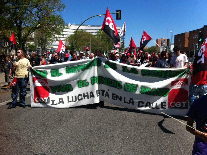 Fotos 1 mayo, Sevilla - Imagen-2