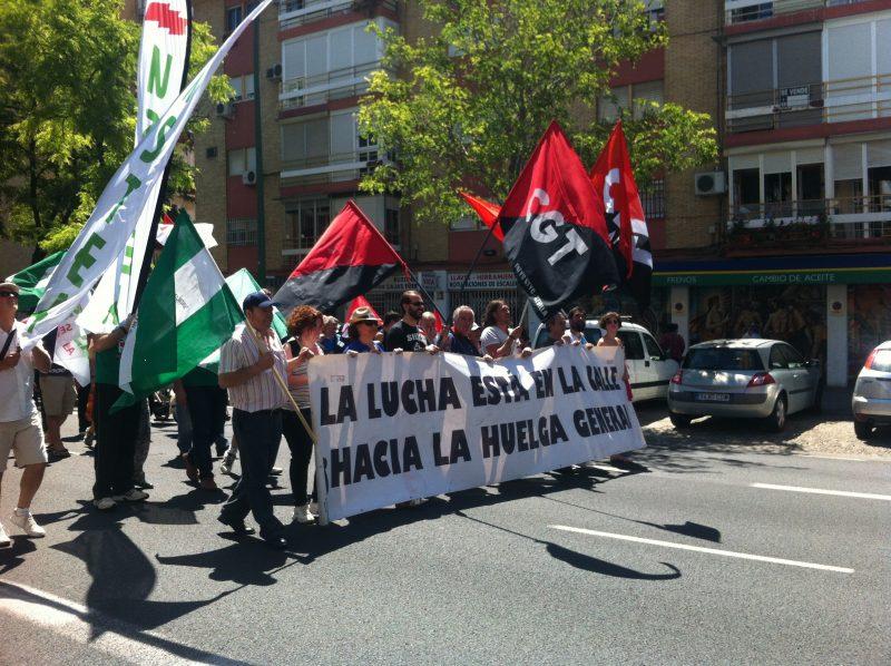Fotos 1 mayo, Sevilla - Imagen-3