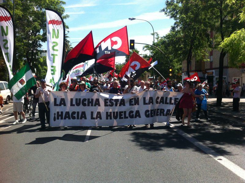 Fotos 1 mayo, Sevilla - Imagen-4