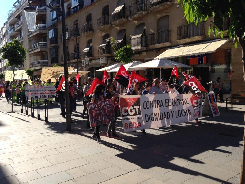 Fotos 1 mayo, Jaén - Imagen-1
