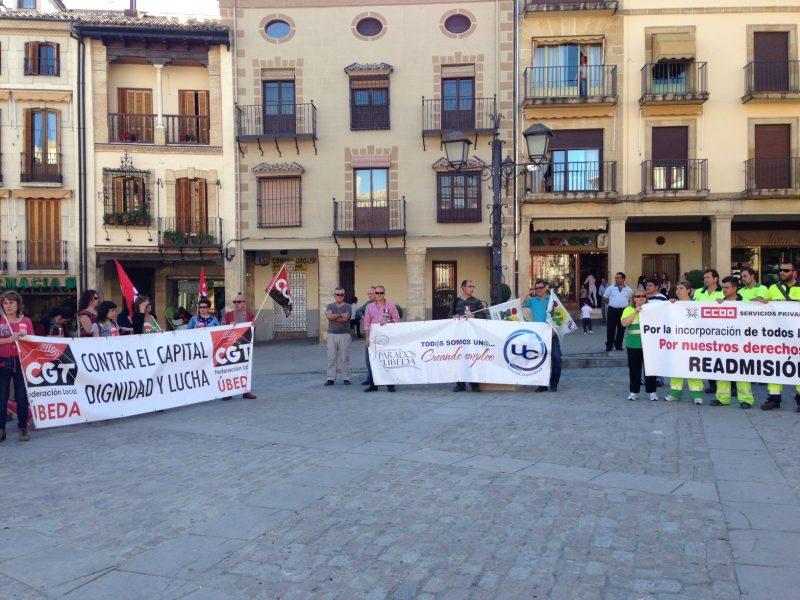 Fotos 1 mayo, Jaén - Imagen-3