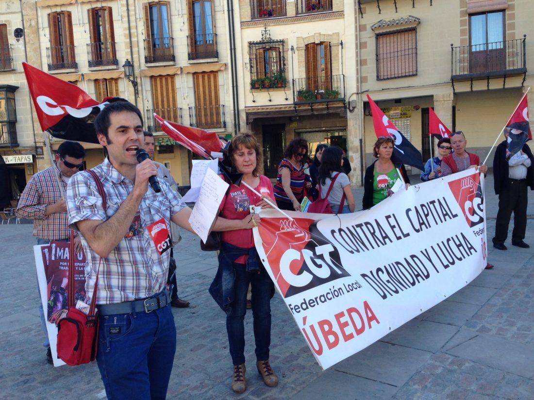 Fotos 1 mayo, Jaén