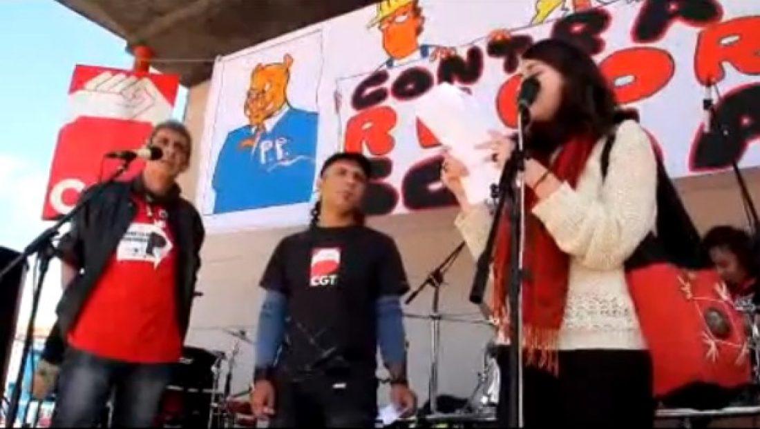 Vídeo: 1 mayo, Valladolid