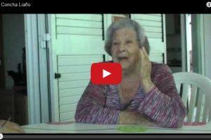 Vídeo homenaje a Conchita Liaño, militante anarquista fallecida el 19 de Abril de 2014 en Caracas