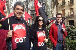 Patricia Martín García, nueva Secretaria General del Sindicato de Transportes Y Telecomunicaciones de CGT Málaga