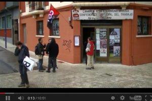 Vídeo: 1 mayo, Errenteria-Gipuzkua